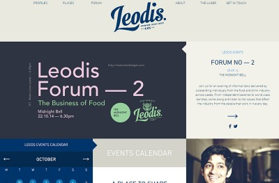 Leodis Lager | Start the conversation
