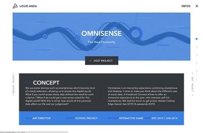 Louis Ansa – Interactive Designer