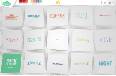 McDonald's 40th Anniversary