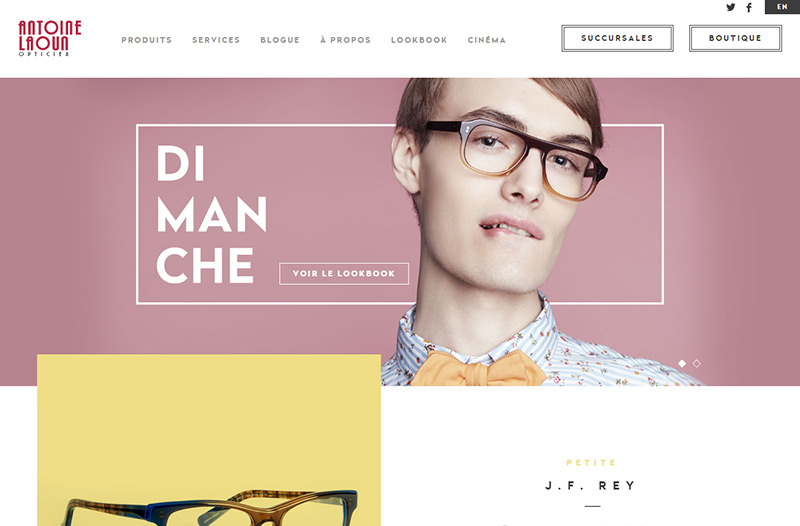 d42ee5ce82308 Best Web Design Awards   Web Design Inspiration