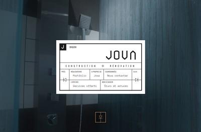 Jova // Accueil