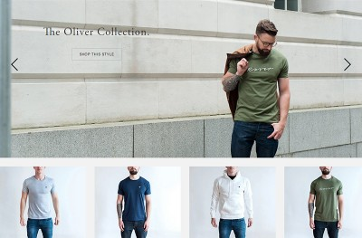 Ruver Clothing Menswear
