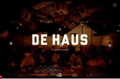 De Haus – Brussels bar & café