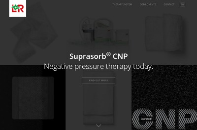 Suprasorb CNP – Lohmann & Rauscher