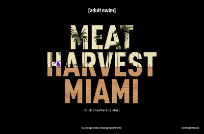 Meat Harvest Miami | Adult Swim