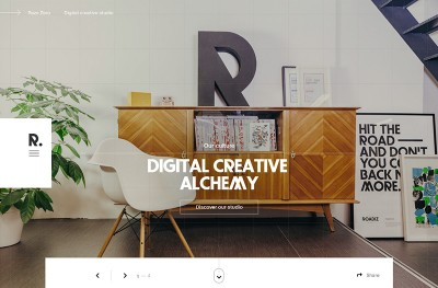 Rezo Zero – Digital creative studio