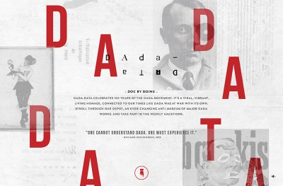 DADA / DATA / Dada-Data