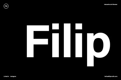 Filip Nordin Portfolio