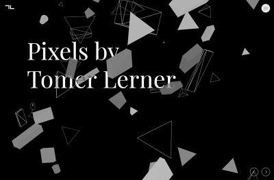 Pixels by Tomer Lerner