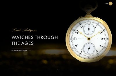 Antique & Vintage Watches