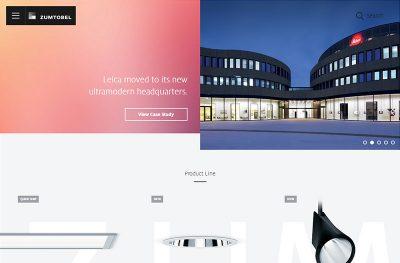 SUPERIOR LIGHTING DESIGN AND SUSTAINABILITY | Zumtobel