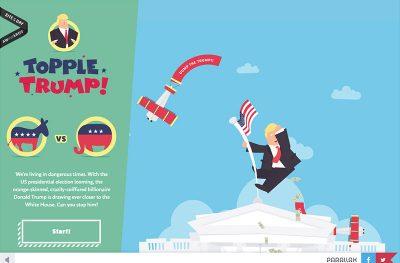 Topple Trump!